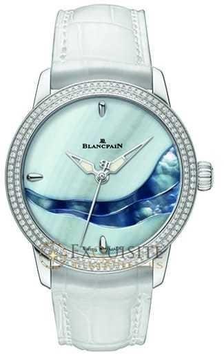 Blancpain Women's Riviere 3400A-4544-55B