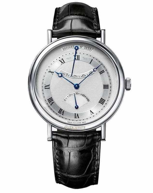Breguet Classique Retrograde Seconds 5207bb/12/9v6