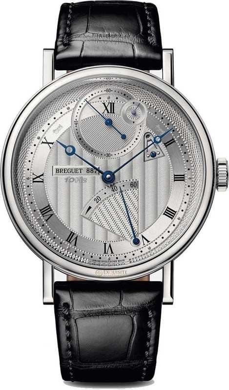 Breguet Chronometrie 7727BB/12/9WU
