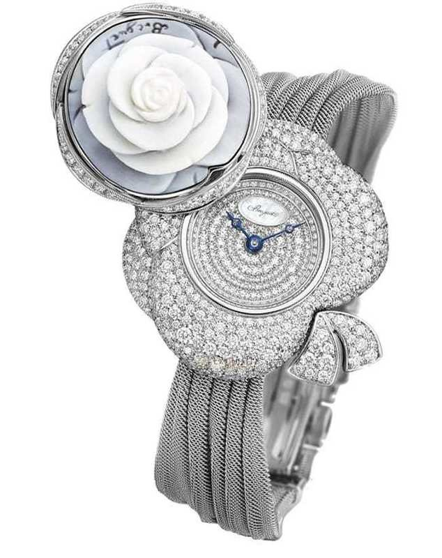 Breguet High Jewellery watches GJ24BB8548DDCJ99
