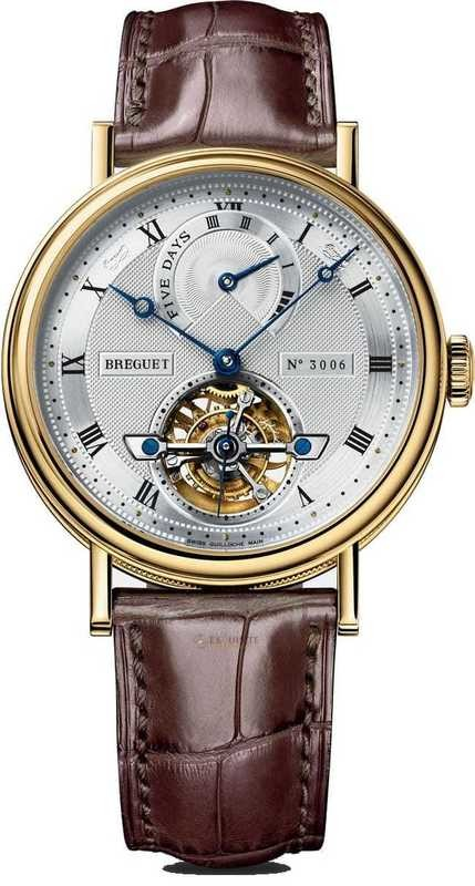 Breguet Classique Complications Tourbillon Automatic Power Reserve 5317BA/12/9V6