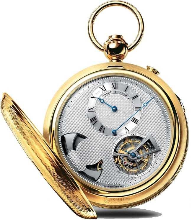 Breguet Classique Grande Complication Pocket-watch1907BA/12