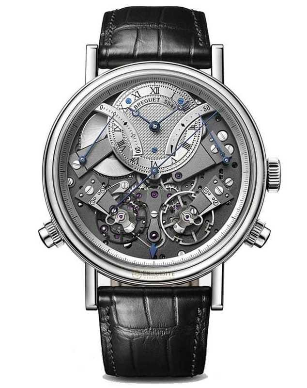 Breguet Tradition Chronographe Independant7077BB/G1/9XV