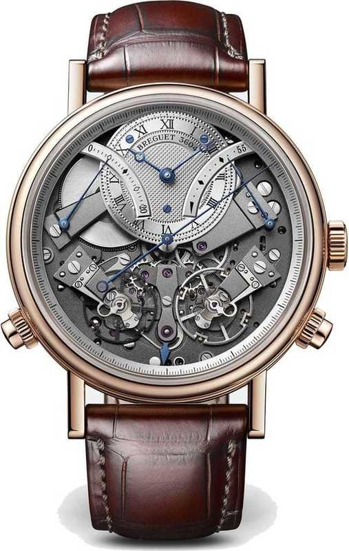 Breguet Tradition Chronographe Independant 7077BR/G1/9XV