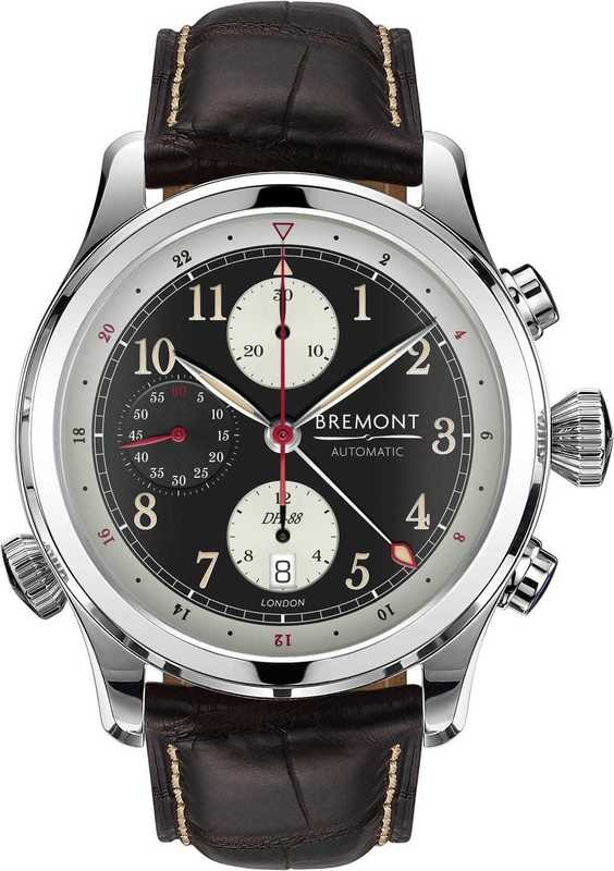 Bremont DH/88 Stainless Steel Limited Edition DH/88/SS