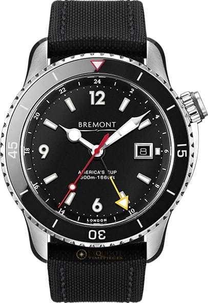 Bremont Americas Cup Titanium GMT