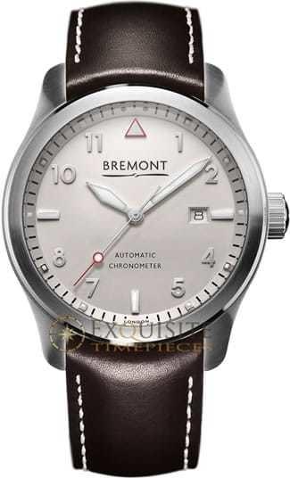 Bremont Solo SOLO/WH/SI