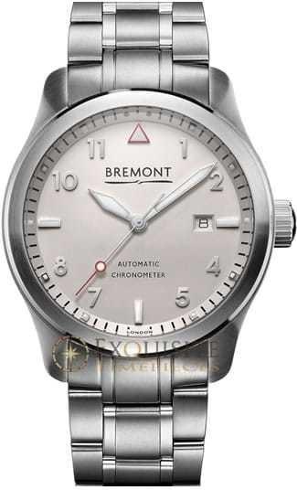 Bremont Solo SOLO/WH/SI/BR