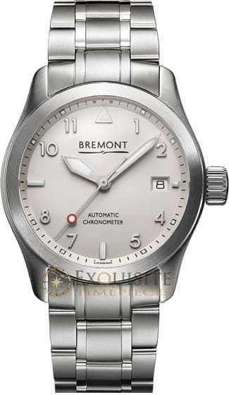 Bremont Solo-37 SOLO/37/SI/BR