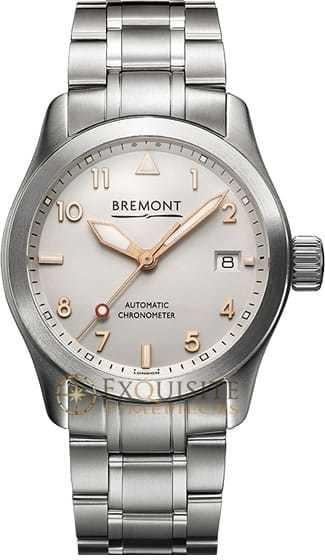 Bremont Solo-37 SOLO/37/SI/RG/BR