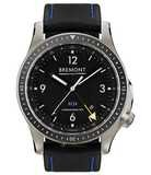 Bremont Boeing Model 1 GMT Titanium BB1/TI/GMT/BK