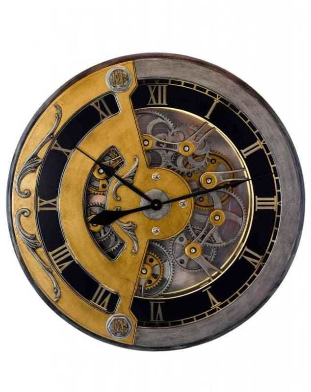 Dale Mathis Behalf Clock