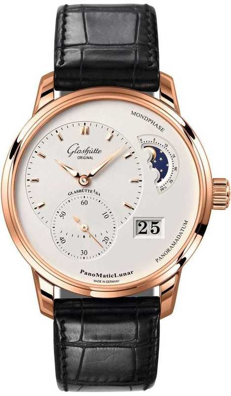 Glashütte Original Panomaticlunar XL 90-02-45-35-05