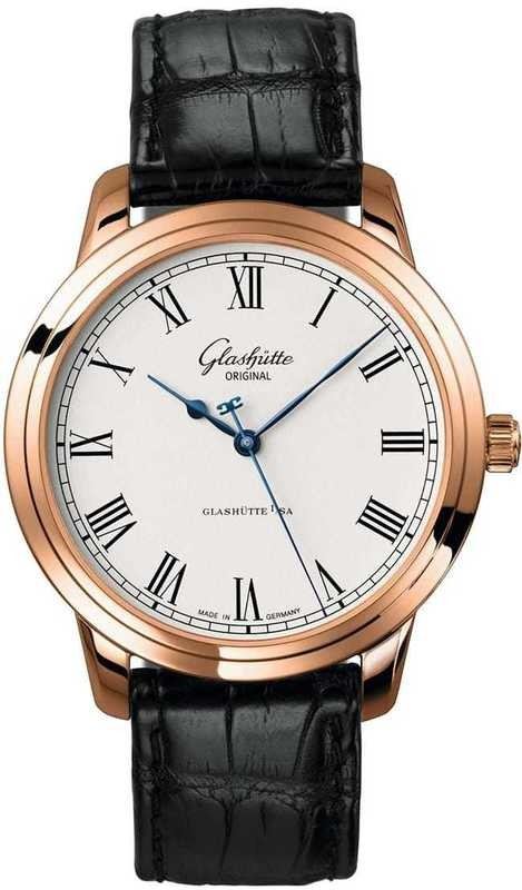 Glashütte Original Senator Automatic 39-59-01-05-04