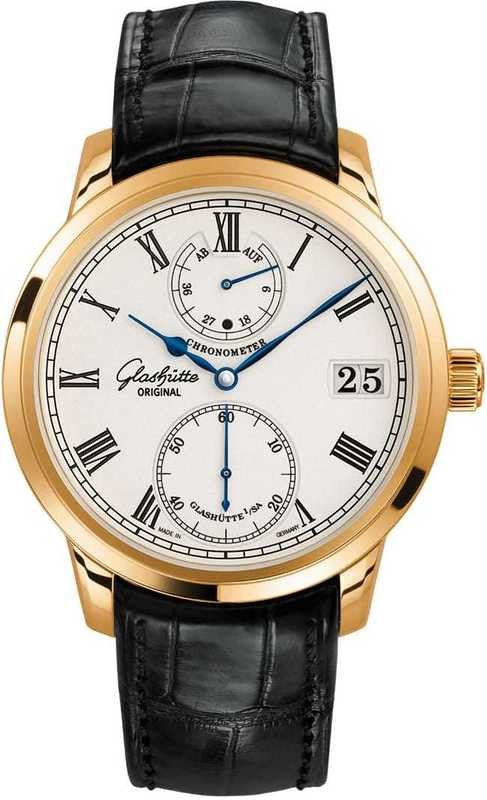 Glashütte Original Senator Chronometer 58-01-01-01-04