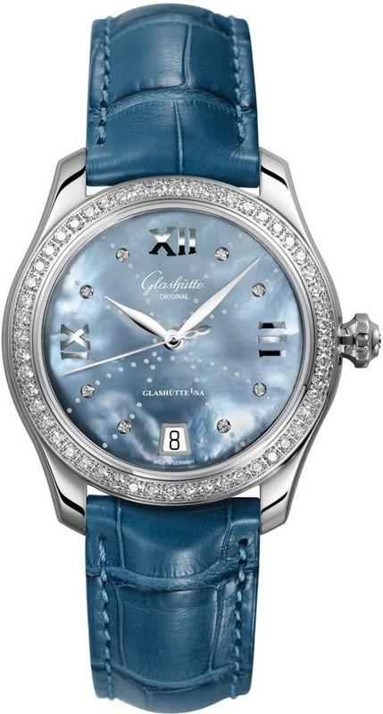Glashütte Original Lady Serenade 39-22-11-22-44