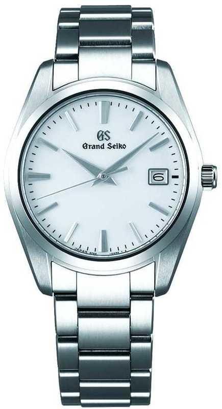 Grand Seiko Quartz SBGX259 White Dial