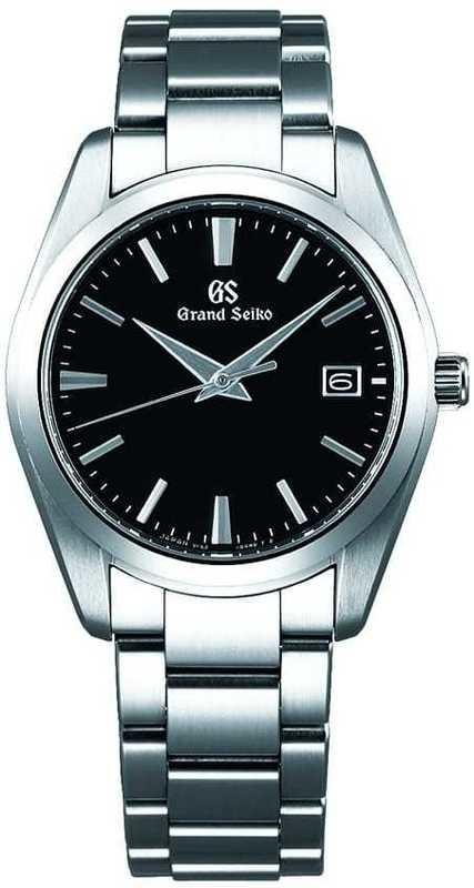 Grand Seiko Quartz SBGX261 Black Dial