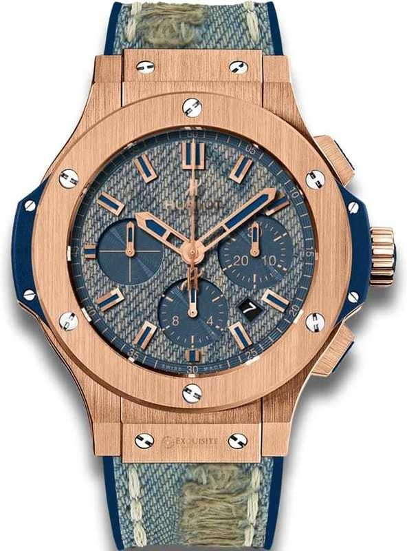 Hublot Big Bang Jeans Gold 301.PL.2780.NR.JEANS