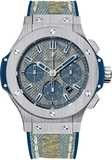 Hublot Big Bang Jeans Steel 301.SL.2770.NR.JEANS