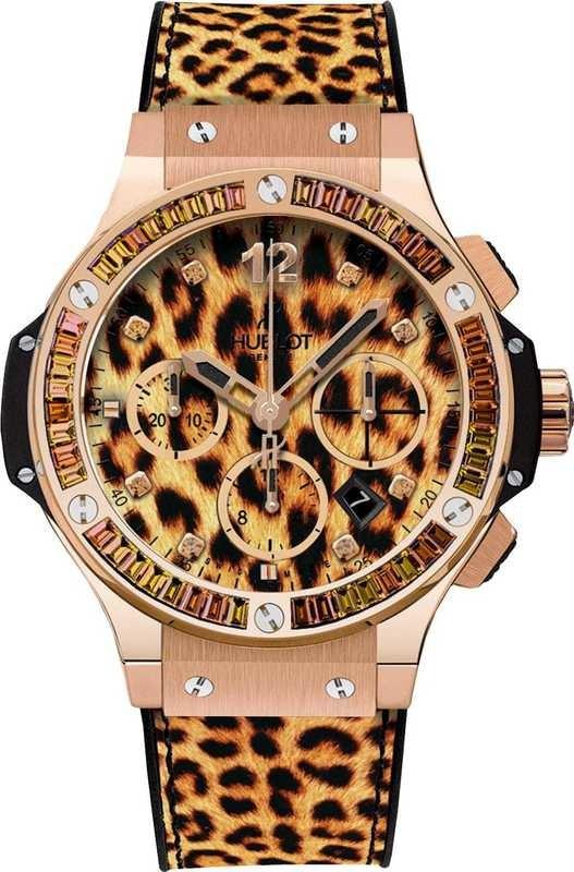 Hublot Big Bang Gold Leopard 341.CP.7610.NR.1976