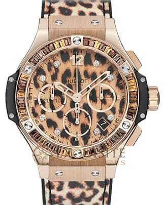 Hublot Big Bang Gold Leopard 41mm 341.PX.7610.NR.1976