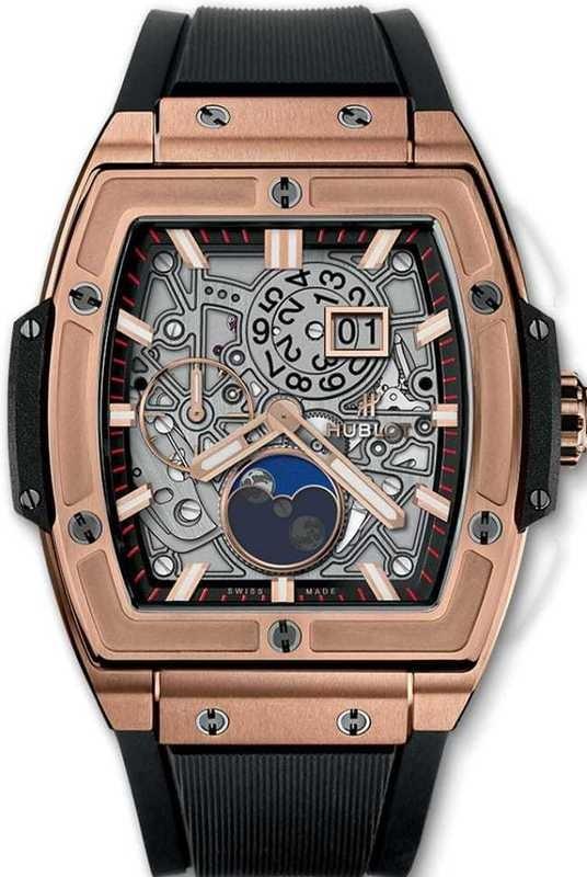 Hublot Spirit of Big Bang Moonphase King Gold 647.OX.1138.RX