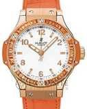 Hublot Big Bang Tutti Frutti 38mm Orange 361.PO.2010.LR.1906