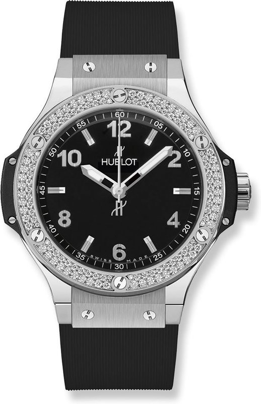 Hublot Big Bang Steel Diamonds 38mm 361.SX.1270.RX.1104