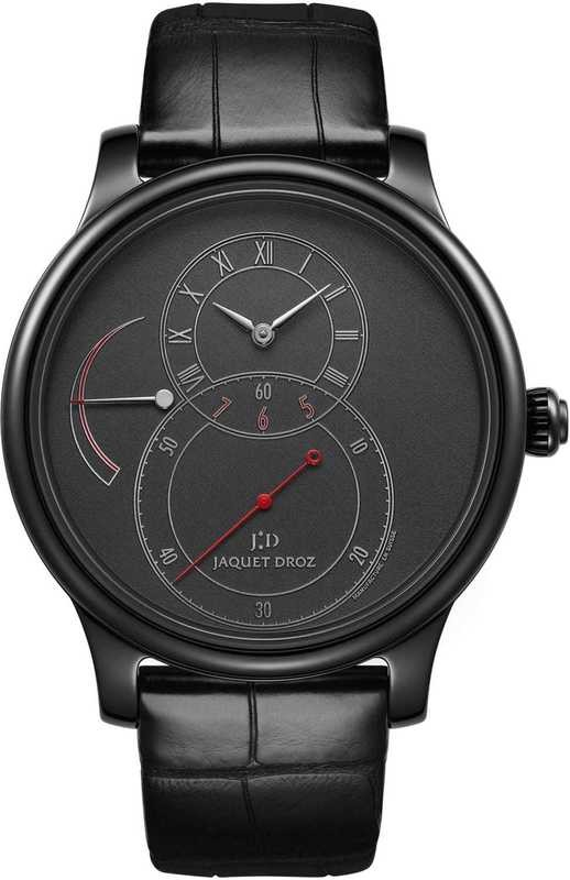 Jaquet Droz Grande Seconde Power Reserve Ceramic J027035240