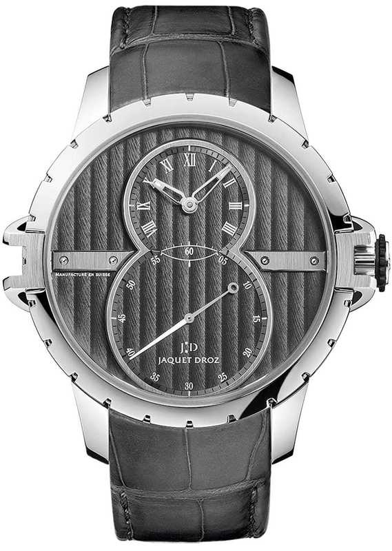 Jaquet Droz Grande Seconde Sw Steel J029020243