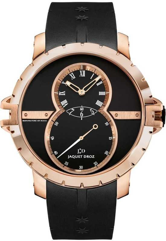 Jaquet Droz Grande Seconde Sw Red Gold J029033401