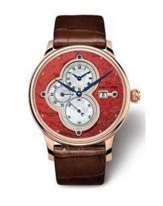 Jaquet Droz The Time Zones Cuprit J015133294
