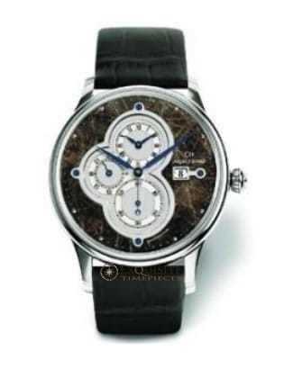 Jaquet Droz The Time Zones Rutilated Quartz J015134204