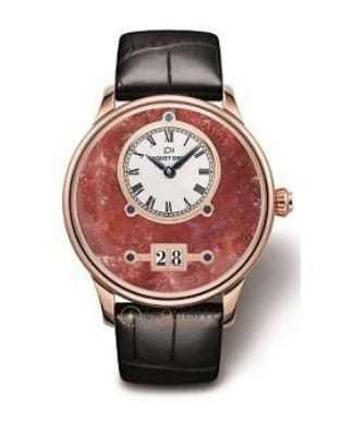Jaquet Droz Grande Date Red Moss Agate J016933270