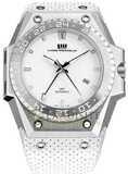 Linde Werdelin 3 Timer White Watch