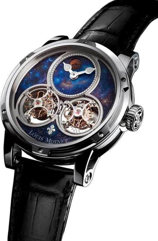 Louis Moinet Sideralis LM-46.70.20