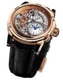 Louis Moinet 20 Seconds Tempograph Rose Gold LM-39.50.80