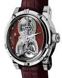 Louis Moinet Red Stromatolite