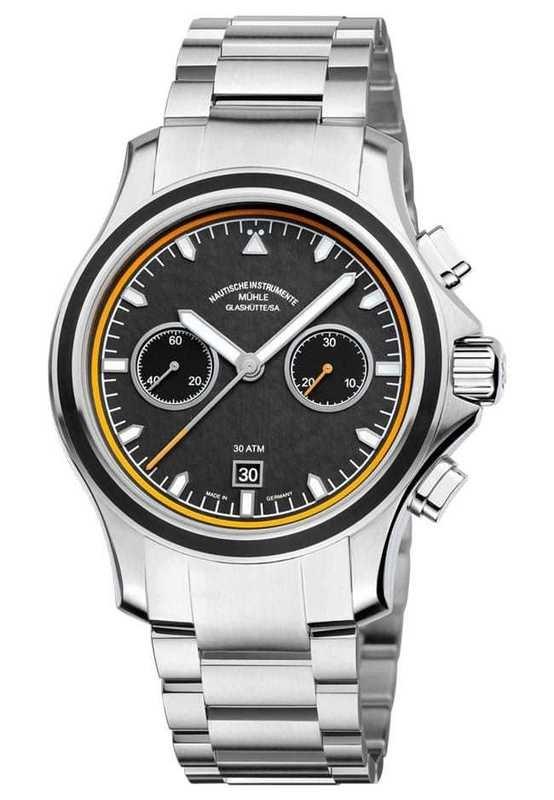 Mühle Glashütte Promare Chronograph Bracelet M1-42-04-MB