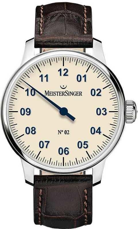 MeisterSinger No 02 Ivory AM6603N