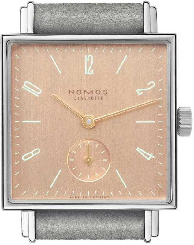 NOMOS Glashütte Tetra Goldelse