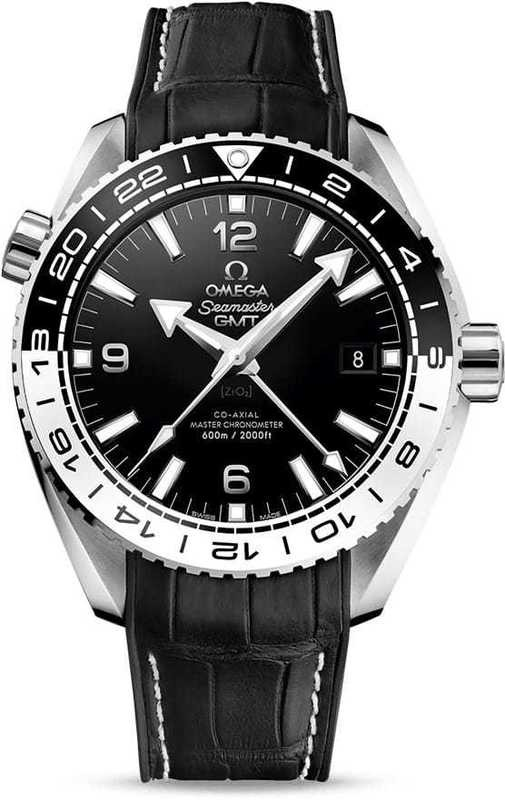 Planet Ocean 600m co-axial Master Chronometer GMT 215-30-44-22-01-001