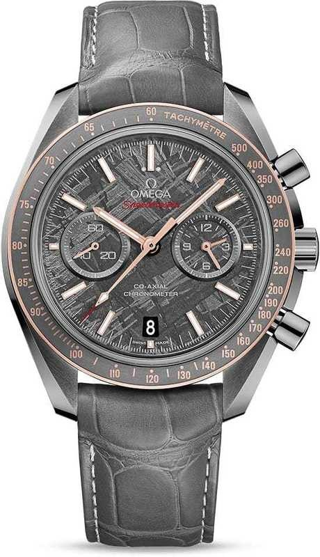 Omega Speedmaster Moonwatch Professional Grey Side Of The Moon