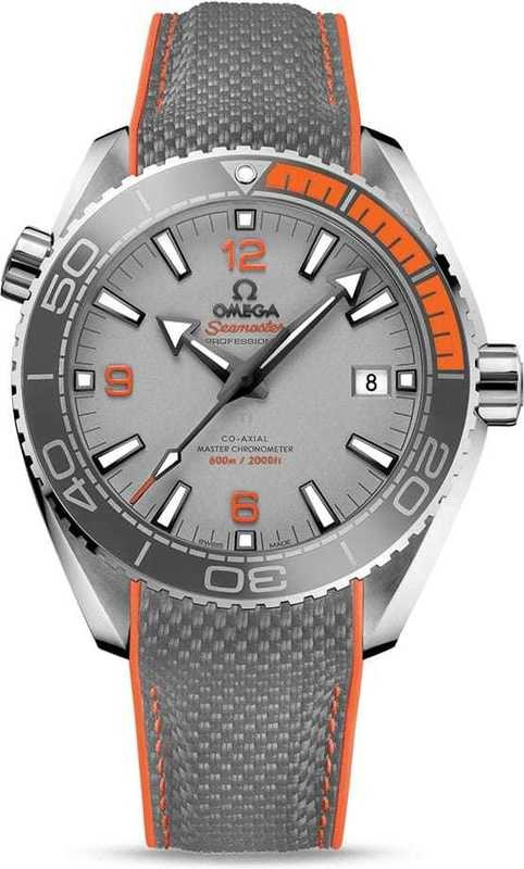 Planet Ocean 600M omega Co-Axial Master Chronometer 43.5mm 215.92.44.21.99.001