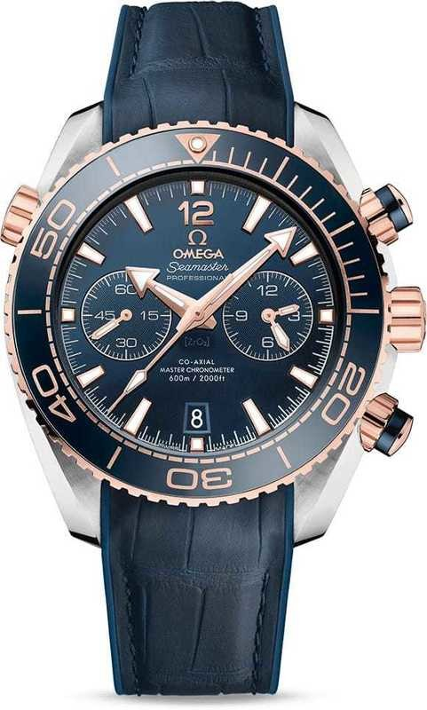 Planet Ocean 600M Omega Co-Axial Master Chronometer Chronograph 45.5mm 215.23.46.51.03.001