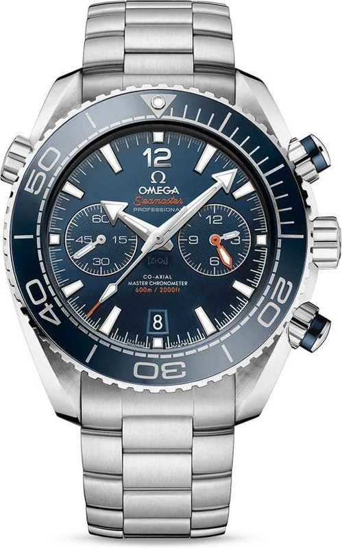 Planet Ocean 600M Omega Co-Axial Master Chronometer Chronograph 45.5mm 215.30.46.51.03.001