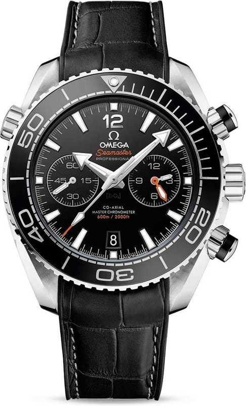 Planet Ocean 600M Omega Co-Axial Master Chronometer Chronograph 45.5mm 215.33.46.51.01.001