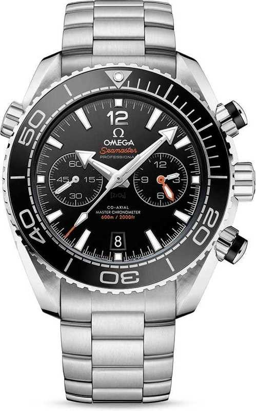 Planet Ocean 600M Omega Co-Axial Master Chronometer Chronograph 45.5mm 215.30.46.51.01.001