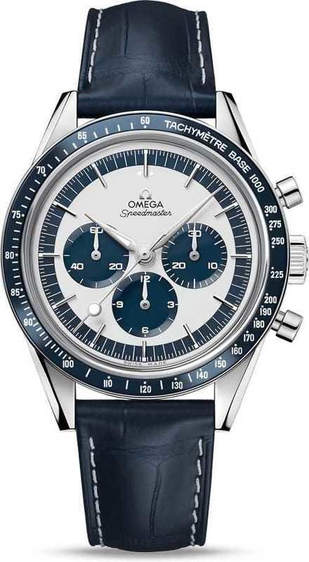 Omega Speedmaster Moonwatch Chronograph 39.7mm CK 2998 311.33.40.30.02.001